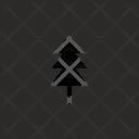 Fir Plant Eco Icon
