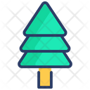 Christmas Fir Tree Icon