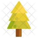Fir Tree Tree Fire Icon
