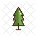 Fir Tree Christmas Tree Forest Icon