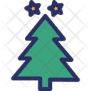 Fir Tree Pine Tree Celebrations Icon