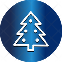 Fir Tree Christmas Tree Tree Icon