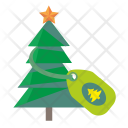 Fir Tree Plant Icon