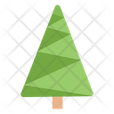 Poplar Tree Fir Tree Pine Tree Icon