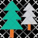 Fir Trees Generic Icon