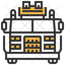 Fire Truck Vehicle Icon