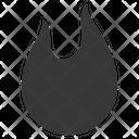 Alert Burn Danger Icon