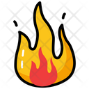 Firewood Campfire Bonfire Icon
