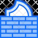 Fire Wall Hacker Icon