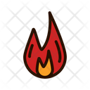 Fire Fire Flame Flame Icon