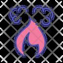 Fire Burn Burning Icon