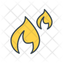 Burn Burning Danger Icon