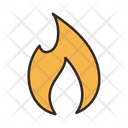 Fire Flame Gas Icon