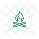 Fire Camp Fire Camp Icon
