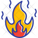Fire Emergency Flame Icon