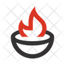 Fire Hearth Icon