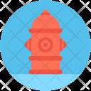 Fire Hydrant City Icon