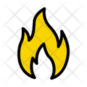 Fire Burn Flame Icon
