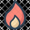 Fire Web Sale Icon