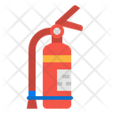 Fire Extinguisher Security Icon