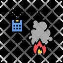 Fire Alarm System Icon