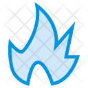Fire Flame Hot Icon