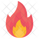 Fire Flame Burn Icon
