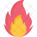 Fire Flame Danger Icon