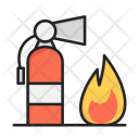 Extinguisher Fire Extingui Icon
