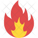 Fire Flame Heat Icon