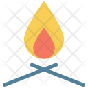 Ecology Fire Burn Icon