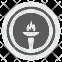 Liberty Fire Light Icon