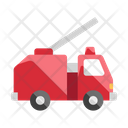 Fire Truck Emargency Icon