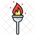 Fire Camping Flame Icon