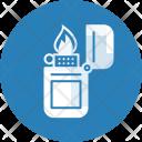 Fire Heat Light Icon