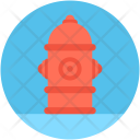 Fire Equipment Water Icon