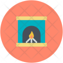 Fire Flame Winter Icon