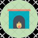 Fire Winter Heat Icon