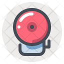 Alarm Fire Bell Icon