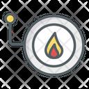 Fire Alarm Emergency Security Icon