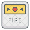Alarm Alert Fire Alram Icon