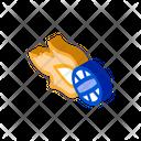 Ball Golf Game Icon