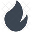 Fire Burning Icon