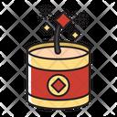 Fire Cracker Celebration Culture Icon