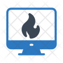Fire Design Icon