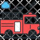 Fire Engine Fire Brigade Fire Truck Icon