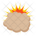 Fire Explosion Icon