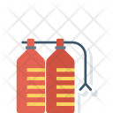 Fire Extinguisher Safety Cylinder Icon