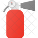 Fire Extinguisher Emergency Icon
