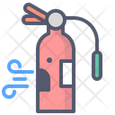 Fire Extinguisher Extinguisher Firefighter Icon